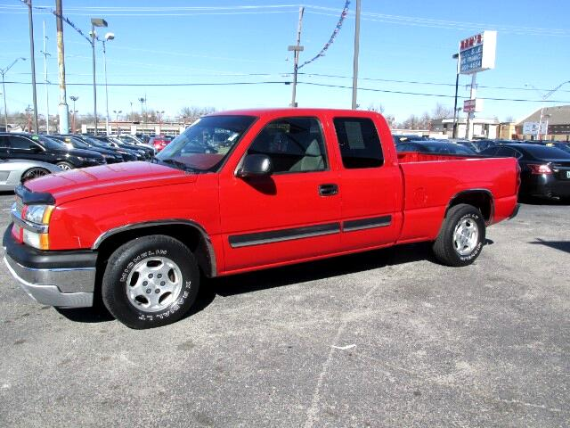 2003 Chevrolet Silverado 1500 Ext. Cab Short Bed 2WD