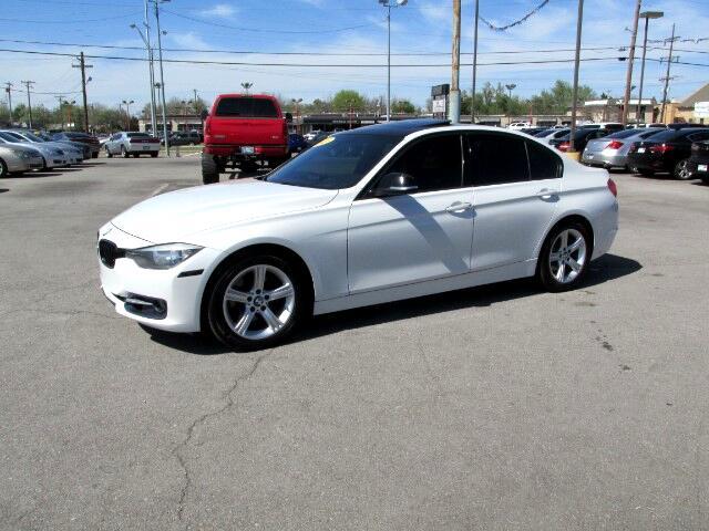 2013 BMW 3-Series 328i Sedan