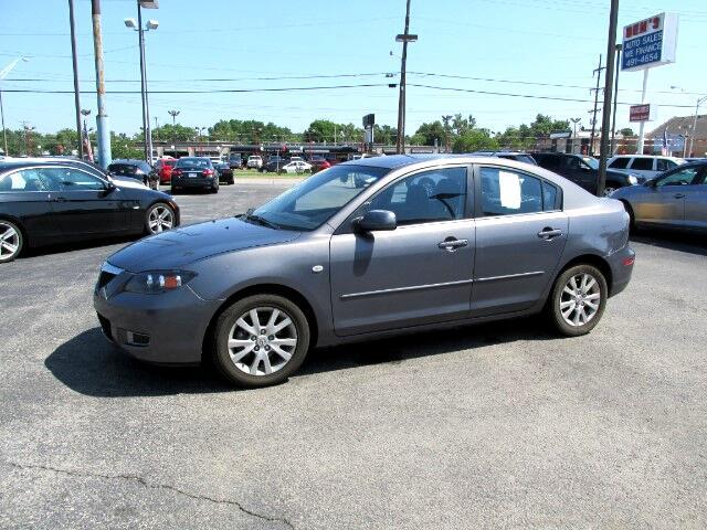 2007 Mazda MAZDA3 i Touring 4-door