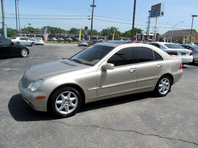 Used 2003 mercedes benz c class c240 sedan for sale in for Mercedes benz c class c240