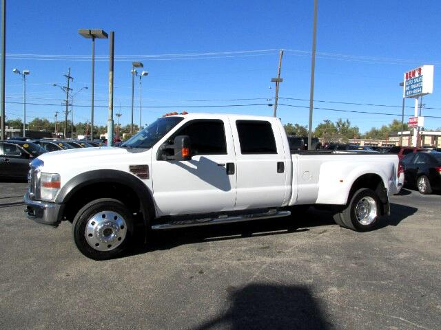 2008 Ford F-450 SD Crew Cab 4WD DRW