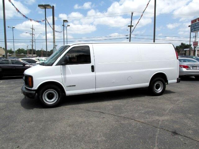 1997 Chevrolet Express G2500 Extended Cargo