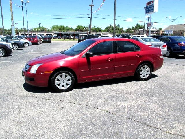 2008 Ford Fusion 4dr Sdn SE FWD