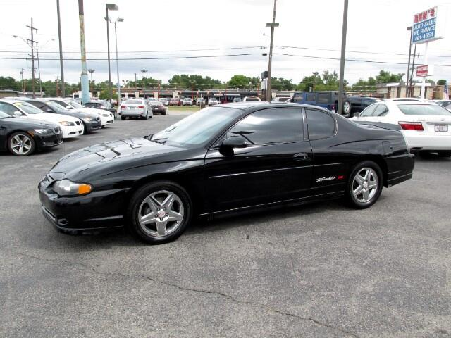 2004 Chevrolet Monte Carlo Supercharged SS