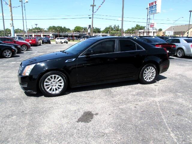 2011 Cadillac CTS 3.0L Base AWD