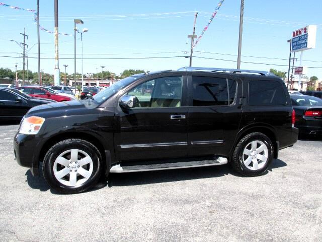 2011 Nissan Armada LE 2WD