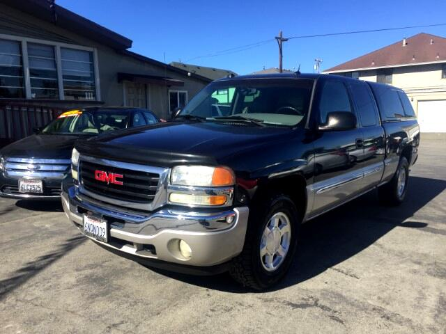 2005 GMC Sierra 1500 Ext. Cab 6.5-ft. Bed 4WD