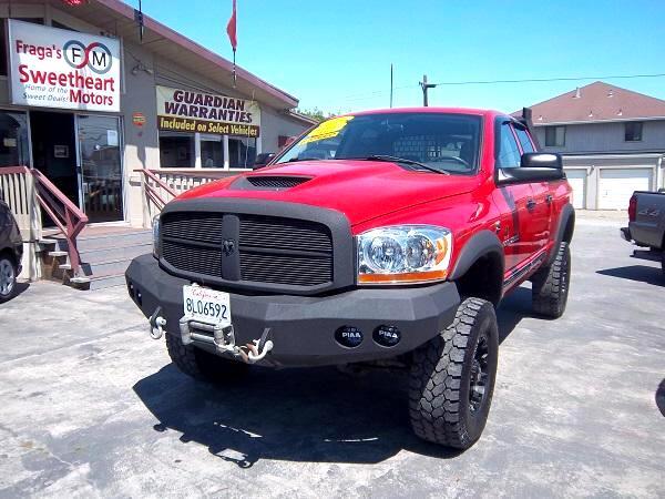 2006 Dodge Ram 2500 Laramie Quad Cab