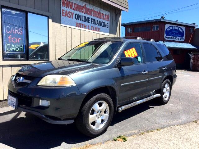 2004 Acura MDX Sport Utility 4D