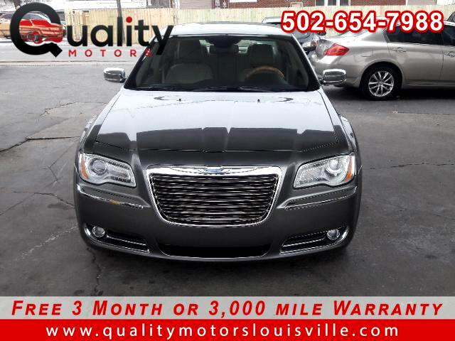 2012 Chrysler 300 Limited AWD