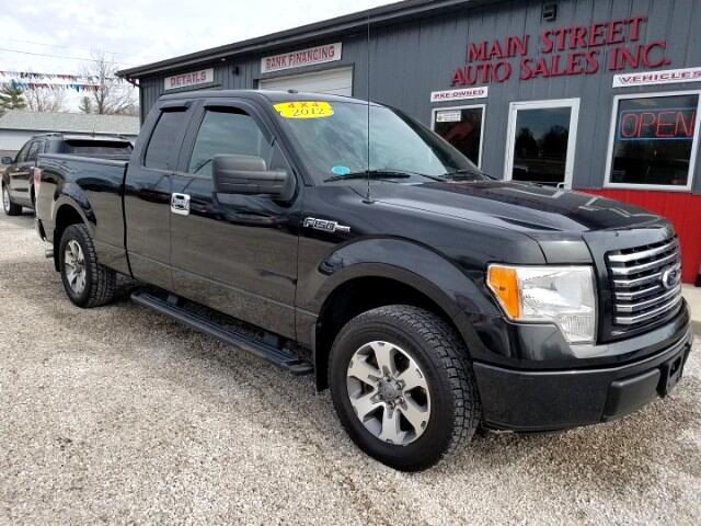 2012 Ford F-150 EXT CAB XLT
