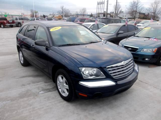 used chrysler pacifica for sale louisville ky cargurus. Black Bedroom Furniture Sets. Home Design Ideas