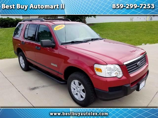2006 Ford Explorer XLS 4.0L 4WD