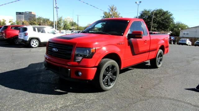 2014 Ford F-150 STX 6.5-ft. Bed 4WD