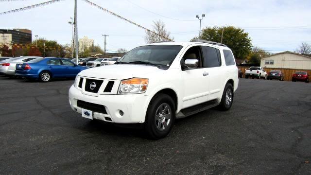 2012 Nissan Armada SV 2WD