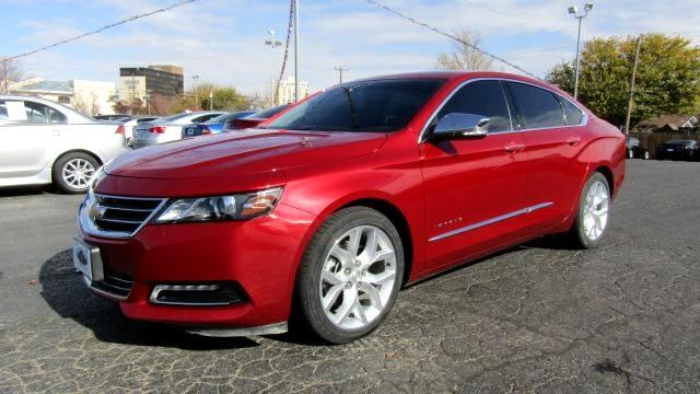 2015 Chevrolet Impala 2LZ