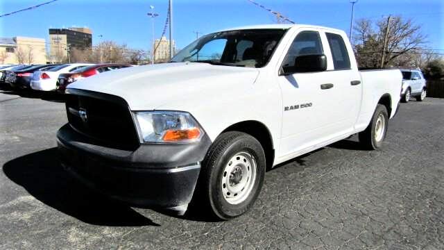 2012 Dodge 1500 ST Quad Cab 2WD