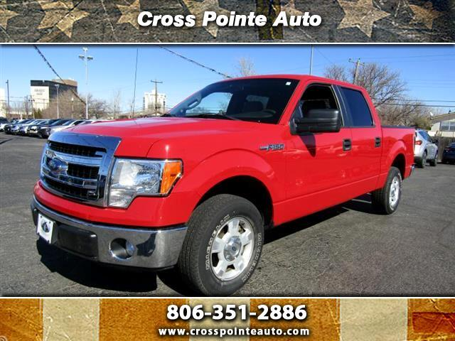 2014 Ford F-150 XL SuperCrew 5.5-ft. Bed 2WD