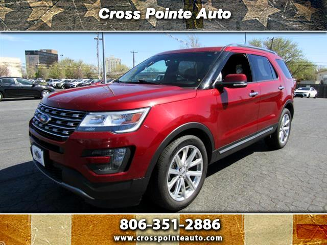 2016 Ford Explorer Limited FWD