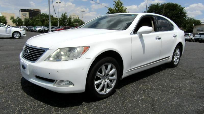 2009 Lexus LS 460 Luxury Sedan AWD