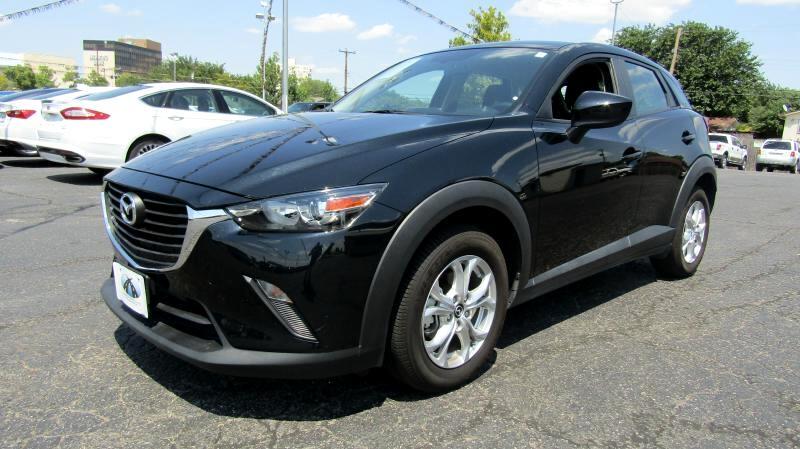 2016 Mazda CX-3 Sport FWD