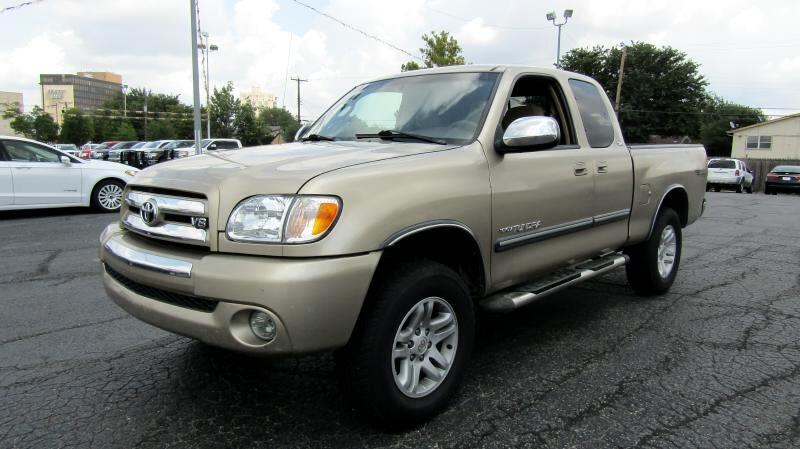 2003 Toyota Tundra SR5 Access Cab 2WD