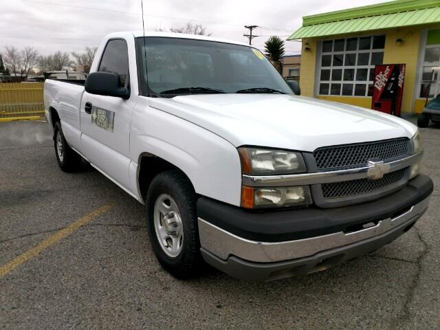 2004 Chevrolet Silverado 1500 Short Bed 2WD
