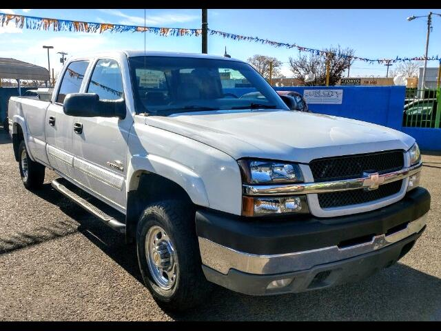 2003 Chevrolet Silverado 2500HD LT Crew Cab Long Bed 2WD