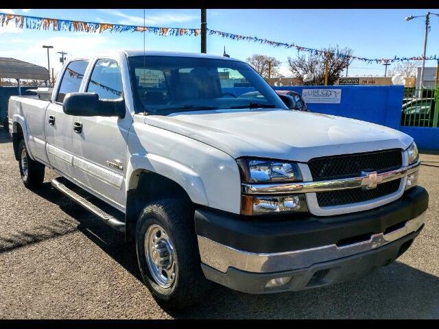 2003 Chevrolet Silverado 2500HD LT Crew Cab Long Bed 2WD