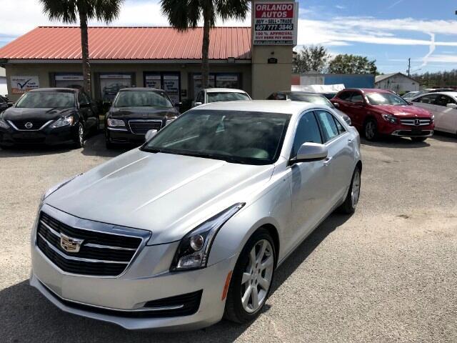 2016 Cadillac ATS 2.0L Standard RWD