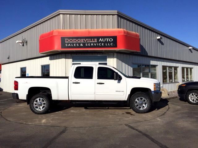 2013 Chevrolet Silverado 3500HD LT Crew Cab 4WD