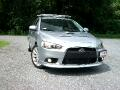 2010 Mitsubishi Lancer OZ Rally