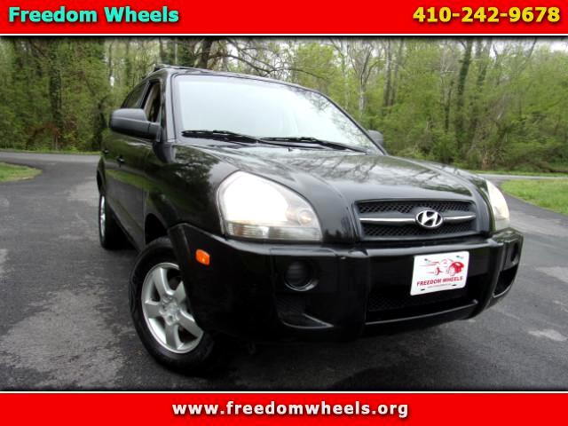 2006 Hyundai Tucson GL 2.0 2WD