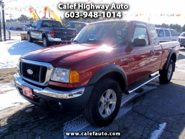 2005 Ford Ranger FX4 Off-Road SuperCab 4WD