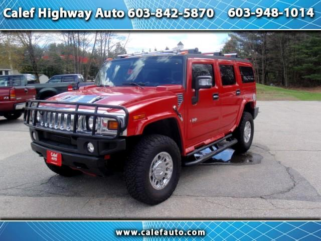 2007 HUMMER H2 Lux Series
