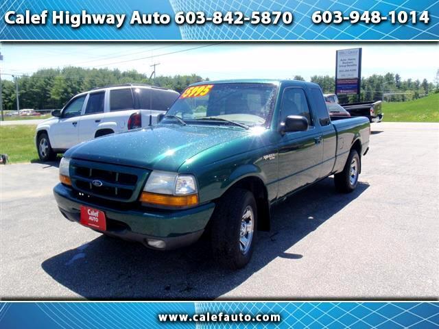 2000 Ford Ranger XL SuperCab 2WD