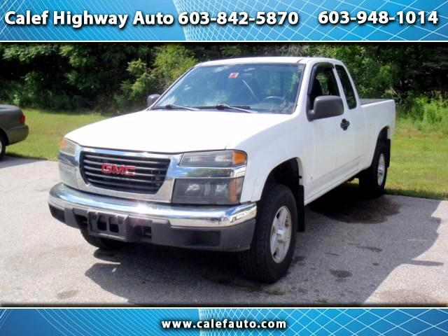 2007 GMC Canyon SLT Ext. Cab 4WD
