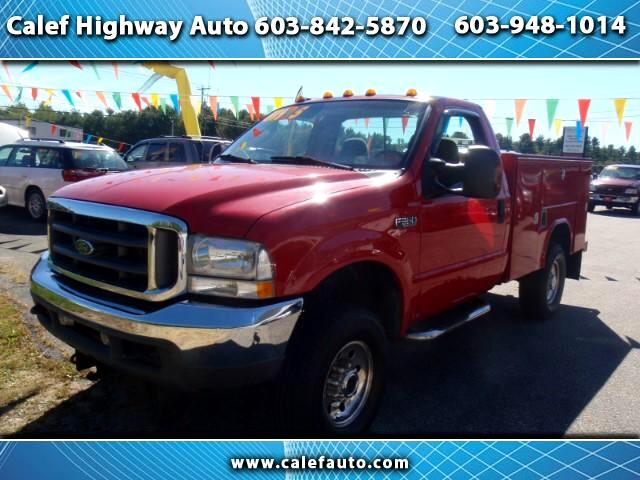 2004 Ford F-350 SD XLT 4WD
