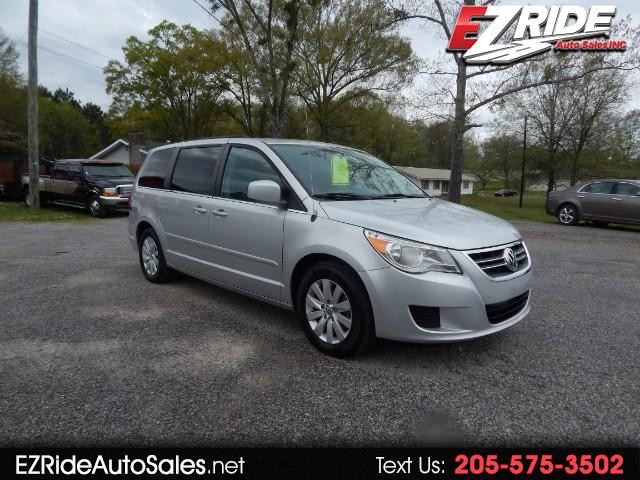 2012 Volkswagen Routan 4dr Wgn SEL w/RSE & Navigation CARB