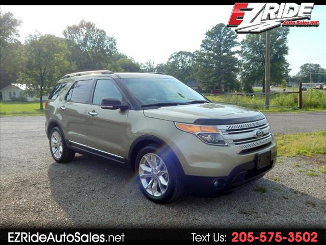 2013 Ford Explorer XLT 4-Door 2WD