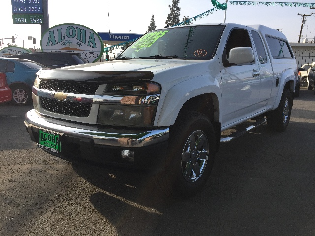 2010 Chevrolet Colorado LT2 Crew Cab 2WD