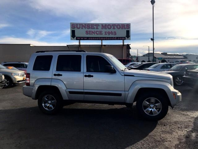 2008 Jeep Liberty 3.7L 4WD