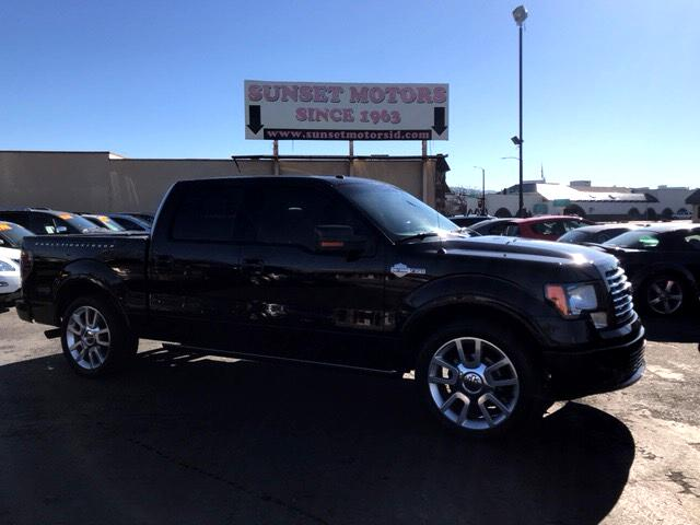 2010 Ford F-150 SuperCrew Crew Cab 139