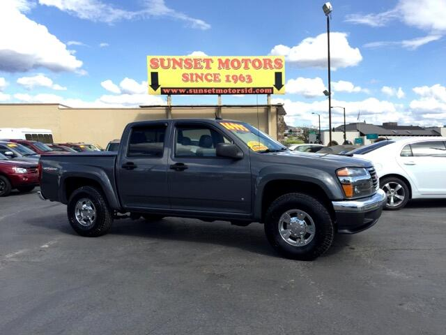 used 2008 gmc canyon for sale in boise id 83702 sunset motors. Black Bedroom Furniture Sets. Home Design Ideas