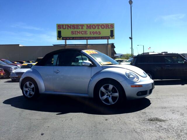 Used 2006 Volkswagen New Beetle For Sale In Boise Id 83702