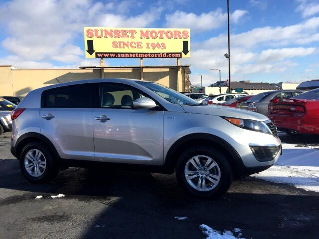 used 2011 kia sportage lx awd for sale in boise id 83702 sunset motors. Black Bedroom Furniture Sets. Home Design Ideas