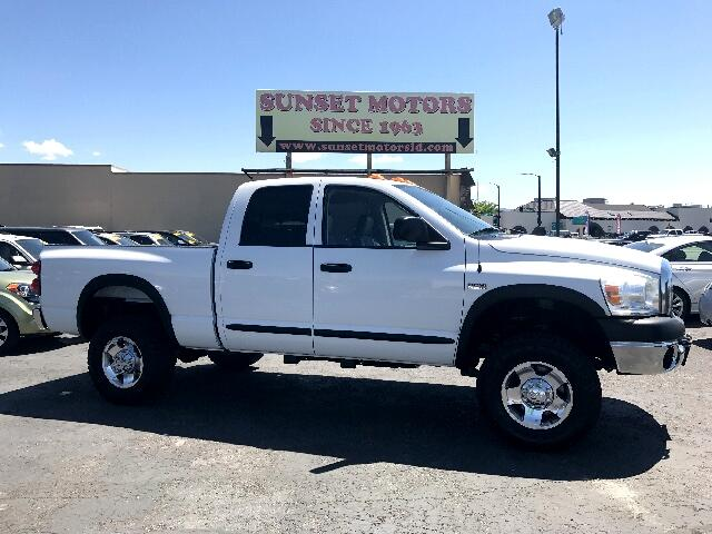 2007 Dodge Ram 2500 Power Wagon Crew Cab 4WD