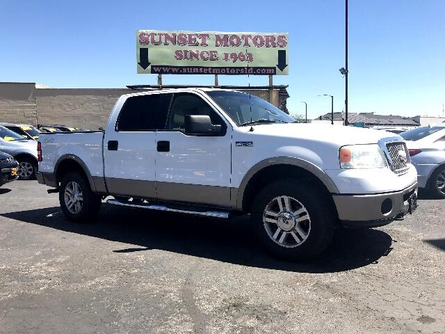 2006 Ford F-150 Lariat SuperCrew 4WD