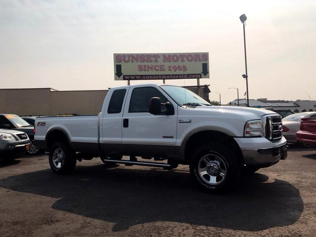 2005 Ford F-350 SD FX4 SuperCab Long Bed 4WD