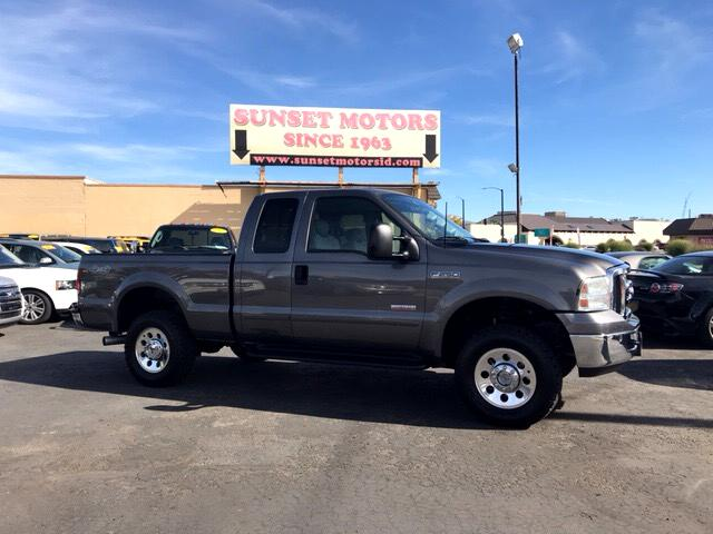 2006 Ford F-250 SD XLT SuperCab Short Bed 4WD